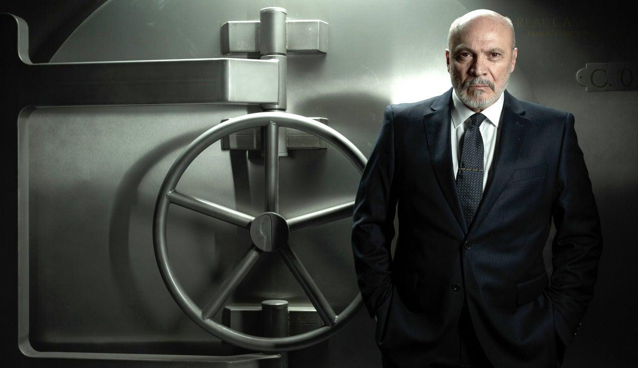 Juan Fernández es el coronel Prieto