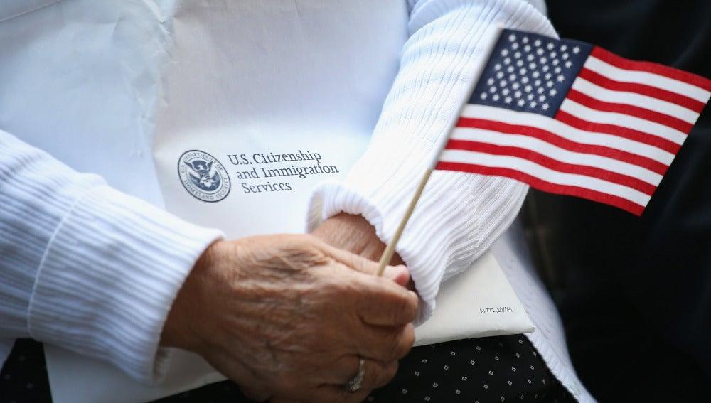 Inmigración en Estados Unidos