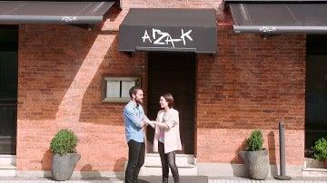 Cocinando en Arzak