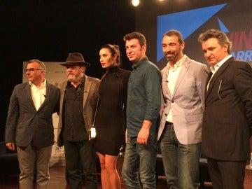 Presentación 'Ninja Warrior' en el FesTVal de Primavera