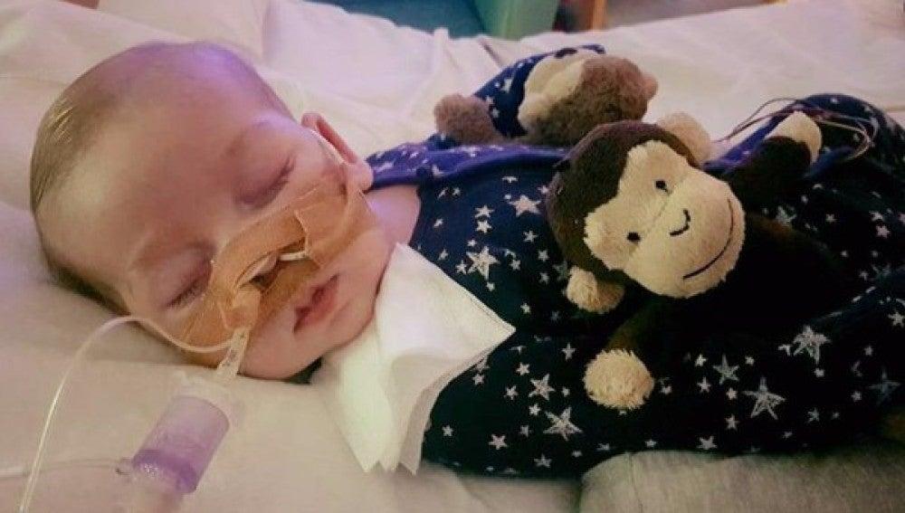 Charlie Gard, el bebé con una enfermedad rara que necesita dinero para tratarse en EEUU