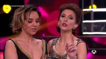 Frame 109.91786 de: Nuria Fergó y Chenoa recuerdan su pasado con 'Fallen' quince años después