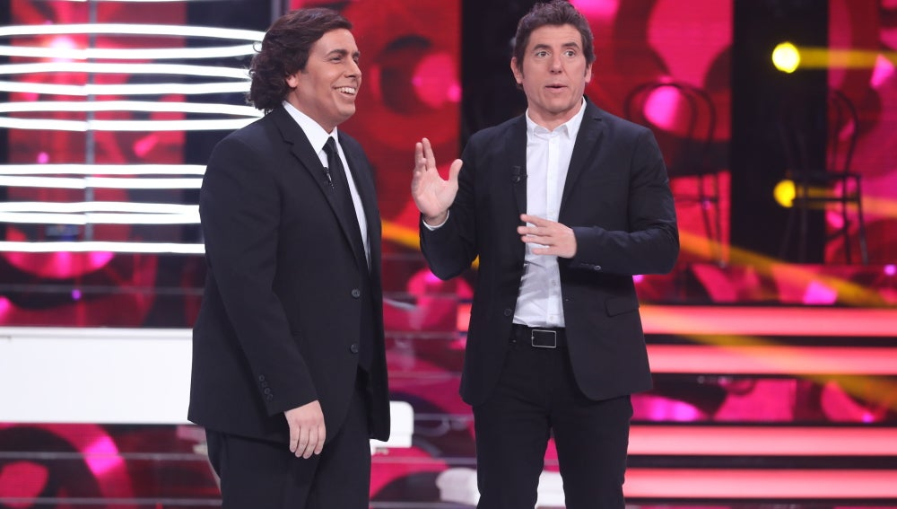 "Chenoa, a Gabriel Gutiérrez: ""He visto a Julio Iglesias, me ha parecido muy sensual"""