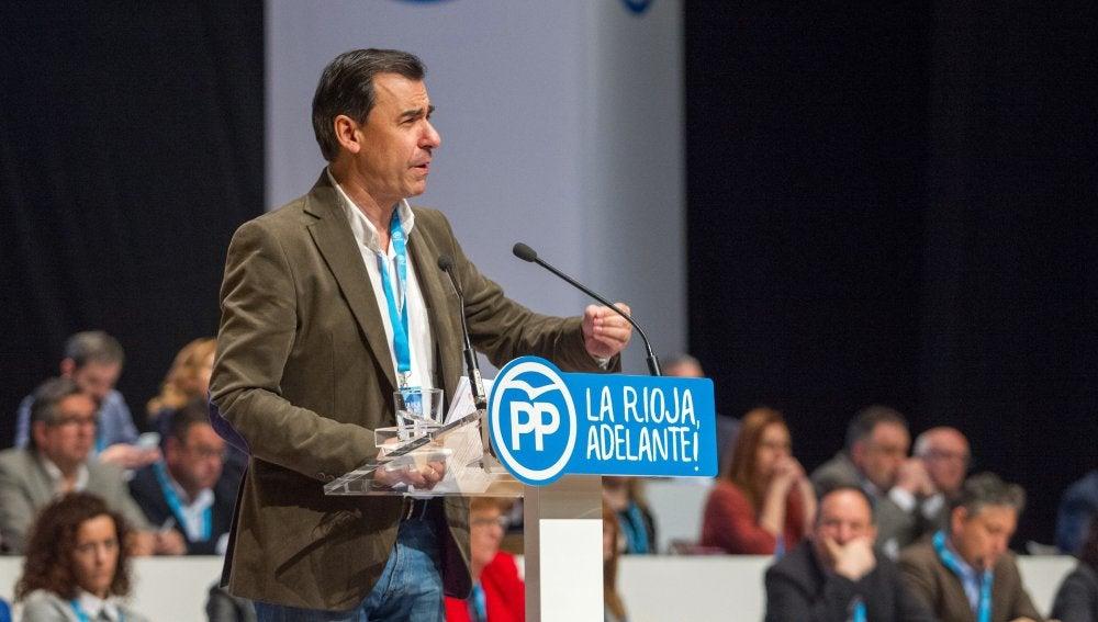 El coordinador General del Partido Popular, Fernando Martínez Maillo