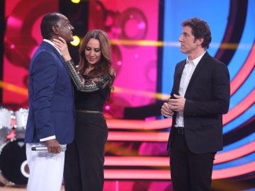 """Miki Nadal, a Jesús Ríos: """"Has hecho sencillo algo tan complicado como imitar a Louis Armstrong"""""""