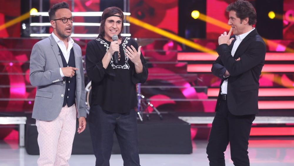Keunam canta su viral 'Despacito', imitando a Yoda, Amaia Montero y Shakira