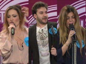 Thalia, Plácido Domingo, India Martínez y Mari Trini, entre los próximo invitados