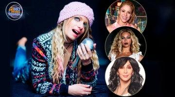 Patricia Aguilar impresiona calcando las voces de Shakira, Beyoncé o Cher