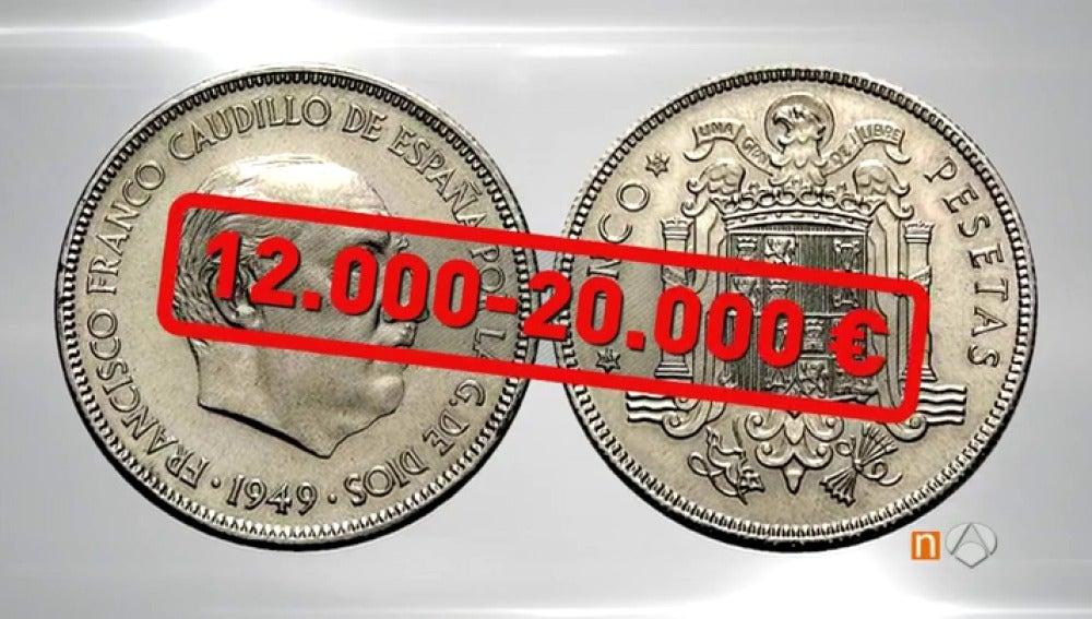 Frame 50.551428 de: pesetas