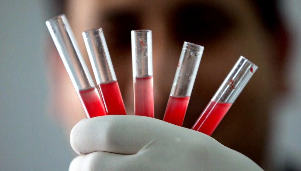 Creación de glóbulos rojos