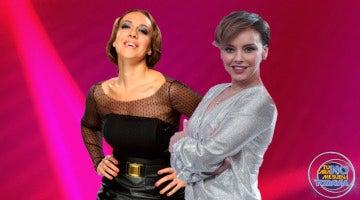 Chenoa y Mónica Naranjo suben la temperatura en 'TCNMST'