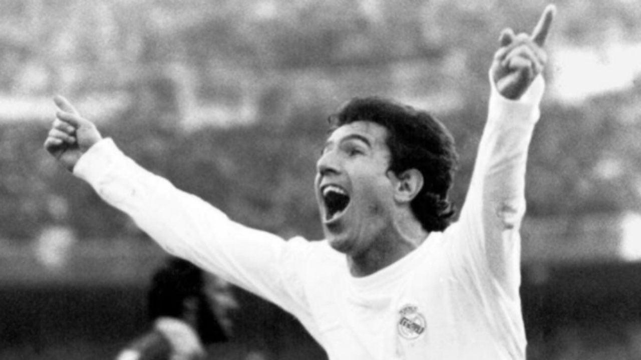 Se cumplen 25 años de la muerte de 'Juanito', icono del Real Madrid