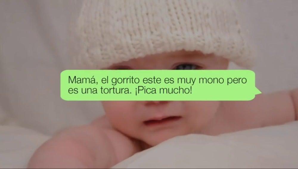Frame 60.320025 de: Un estudio determina que los bebés más llorones son los británicos