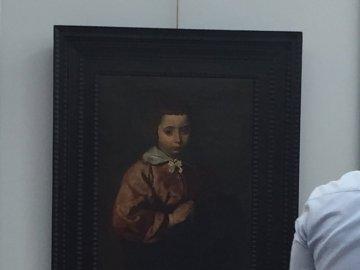 El 'Retrato de la niña' de Velázquez