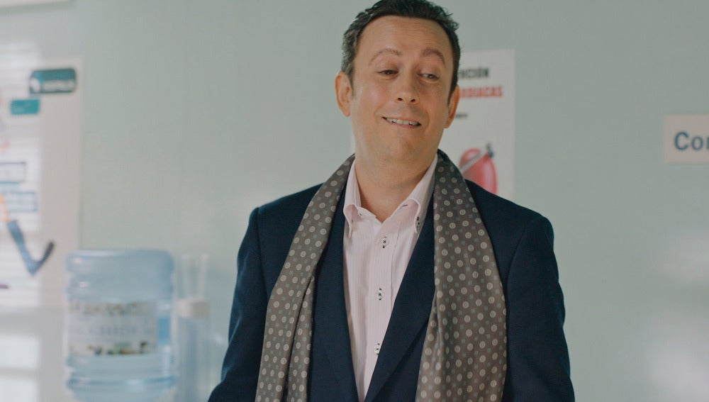 Cristobal  se muda a la clínica Hispalis