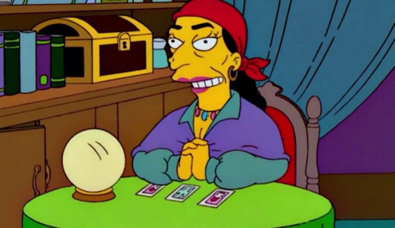 Profecías cumplidas en 'Los Simpson'