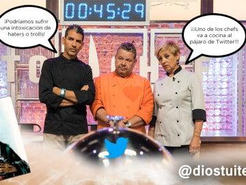 """""""¡Hasta la cocina!"""", por @diostuitero"""