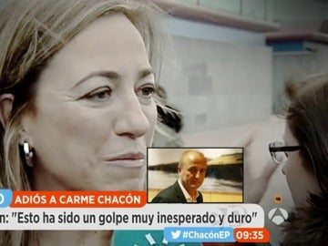Miguel Sebastián en conexión telefónica en Espejo Público