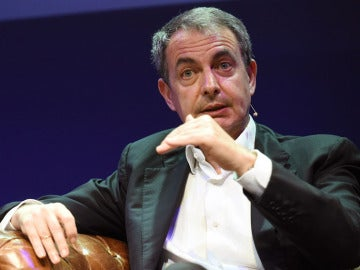 José Luis Rodríguez Zapatero en una imagen de archivo