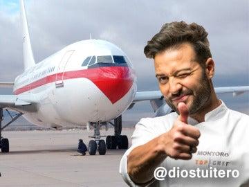 """""""Aterriza como puedas"""", por @diostuitero"""