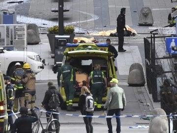 Atentado de Estocolmo