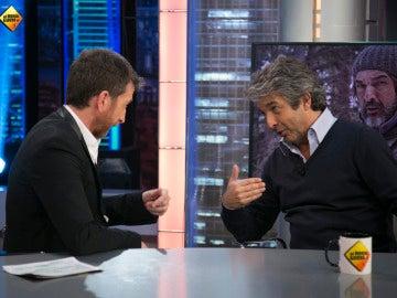 La anécdota más divertida de Ricardo Darín con José María Aznar en La Moncloa