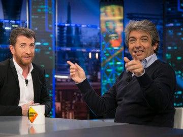 Así baila Ricardo Darín 'El Taxi' al acabar cada rodaje