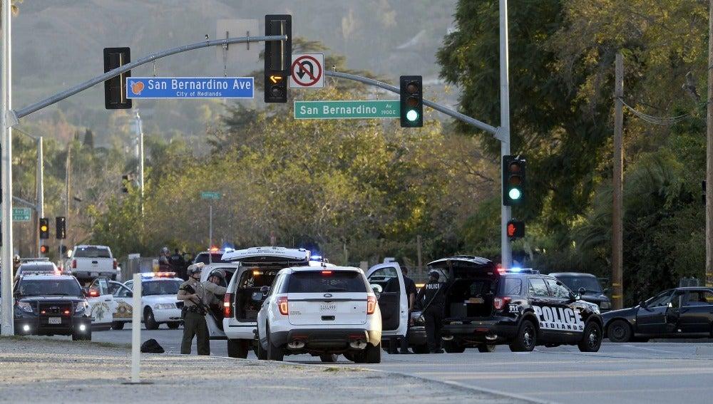 Policía de San Bernardino
