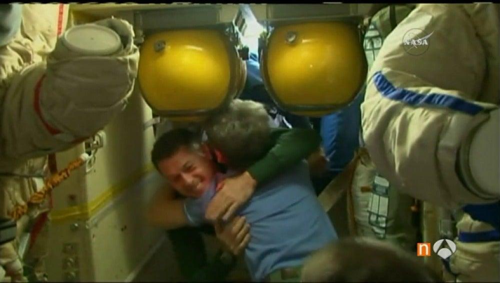 Frame 7.603809 de: astronautas