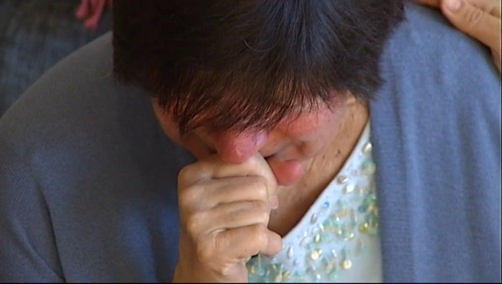 Frame 3.235481 de: Mauricia, la mujer de 64 años que dio a luz a dos niños, denuncia ser víctimas de una persecución