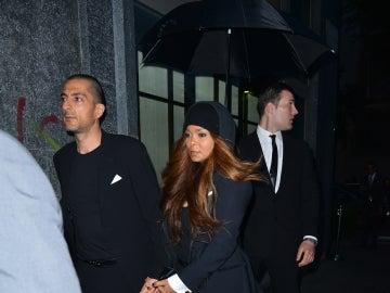 Janet Jackson y Wissam Al-Mana