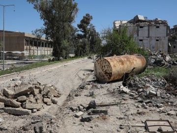 Hallan en Irak una fosa común con restos de personas ejecutadas por Dáesh