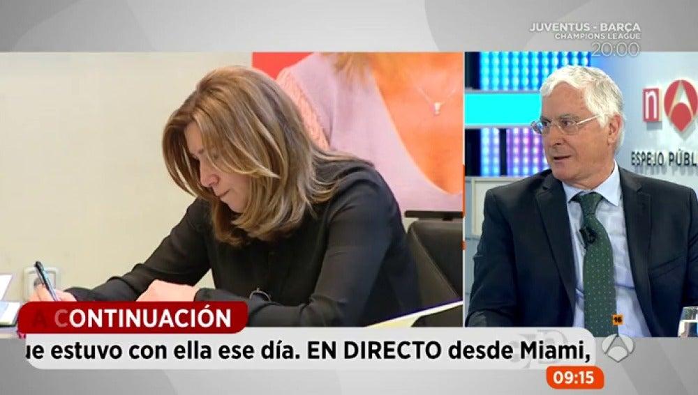 José María Barreda en Espejo Público