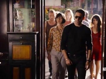 Frame 30.563824 de: Miguel Ángel Silvestre comparte el primer tráiler de la segunda temporada de 'Sense8'
