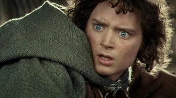 Fotograma de Elijah Wood en 'El Señor de los Anillos'