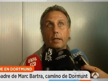 José Bartra, padre de Marc Bartra