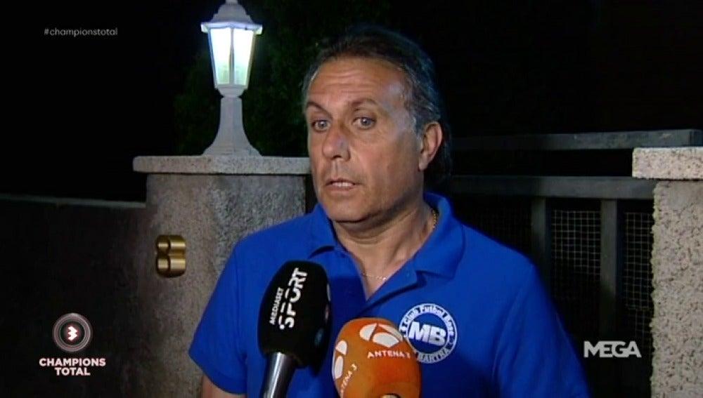 Frame 7.426285 de: El padre de Marc Bartra cuenta cómo se encuentra su hijo tras las explosiones en el autobús del Dortmund