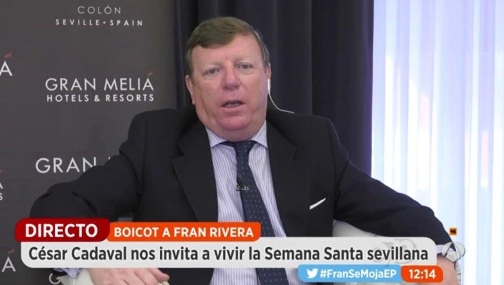 """Los Morancos valoran las polémicas palabras de Fran Rivera: """"Yo me he duchado"""""""