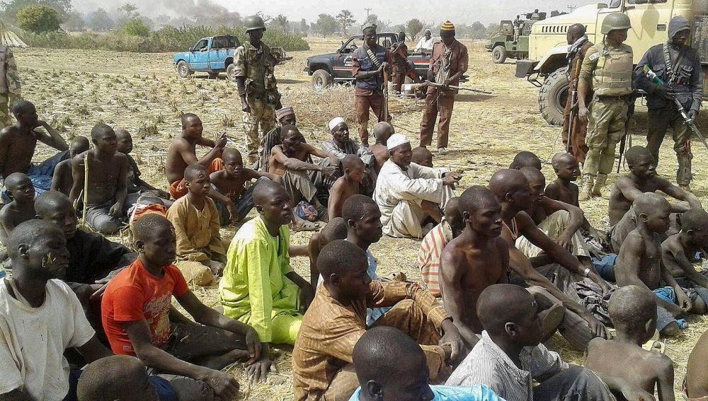 Grupo terrorista de Boko Haram