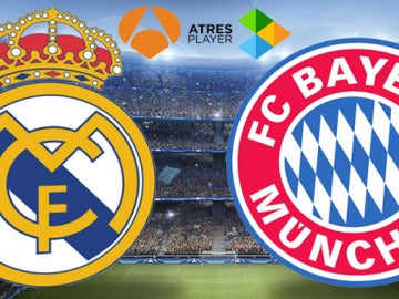 Real Madrid - Bayern de Champions League