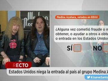 Manuel Martínez y Manuel Ibáñez en Espejo Público