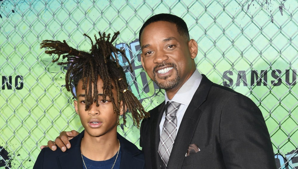 Will Smith y su hijo Jaden