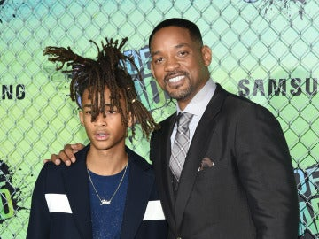 Will Smith y su hijo Jaden
