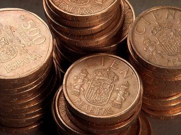 Las pesetas se pueden cambiar en el Banco de España hasta 2020