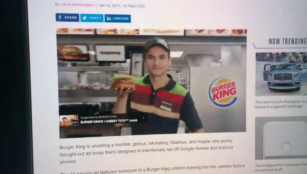 Frame 24.053333 de: Google en el punto de mira por publicidad invasiva