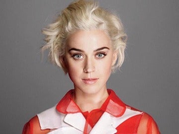Katy Perry posa para Vogue