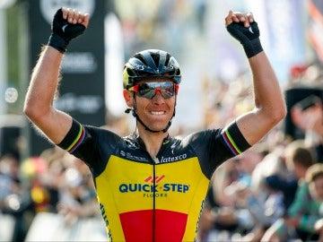 Philippe Gilbert, ganador de Amstel Gold Race 2017