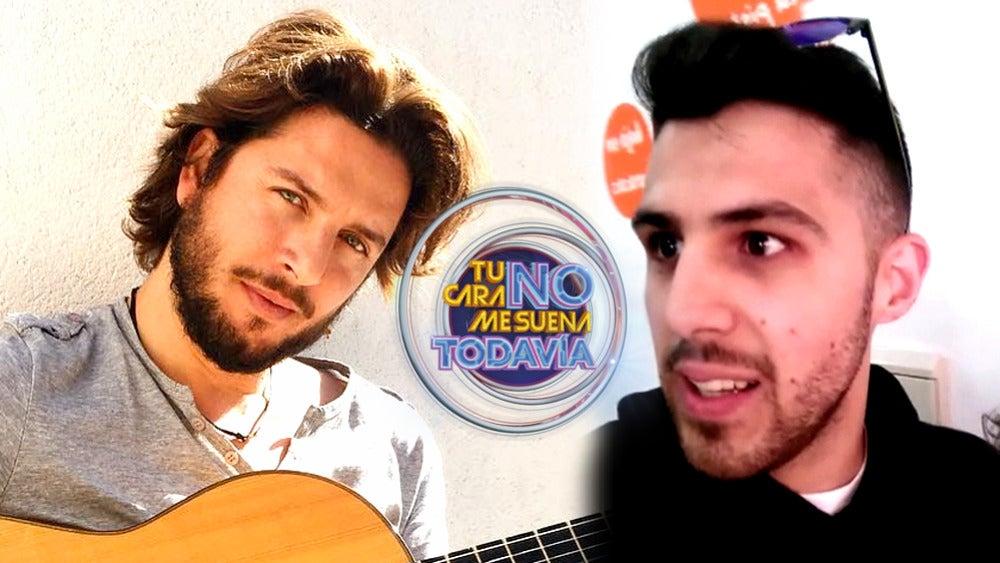 Manuel Carrasco cumple uno de los sueños de Raúl Ogalla, su imitador en 'Tu cara no me suena todavía'