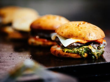 La suntuosa hamburguesa de LocoL