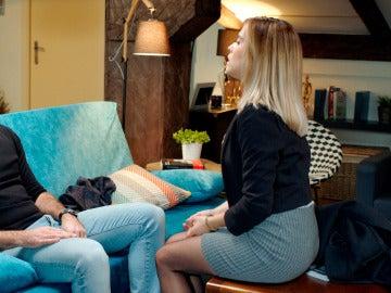Carmen se sincera con Iñaki culpándose de su despido en Arzak
